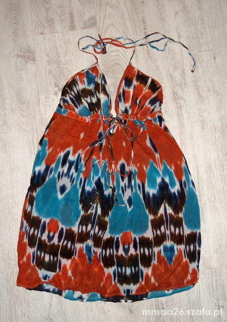 Sukienka we wzory Primark...