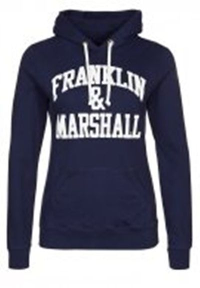 fioletowa bluza z kapturem damska s m franklin and...