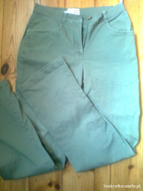 Wąskie spodnie
