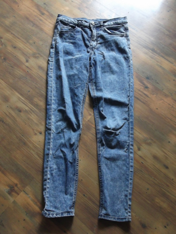 Spodnie rurki rozmiar 152