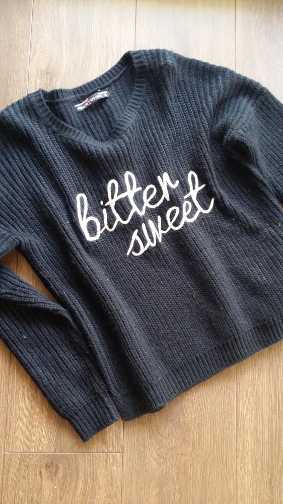 Nowy sweter Fishbone...