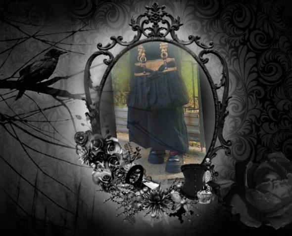 Goth Czary mary