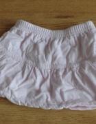 różowa spódniczka 62...