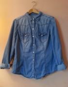 Jeansowa koszula Primark r L...