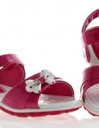 Sandałki lakierowane...