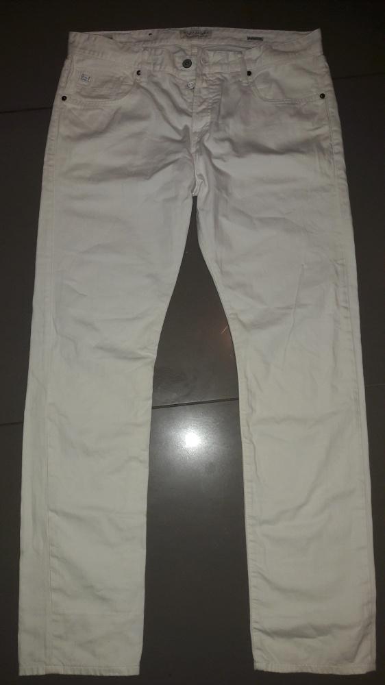 Spodnie męskie białe Scotch&Soda W36L34