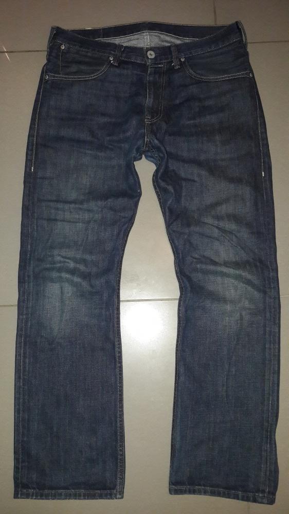 Spodnie jeans męskie Levis W34L30