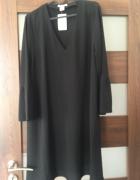 Czarna sukienka H&M nowa z metkami...