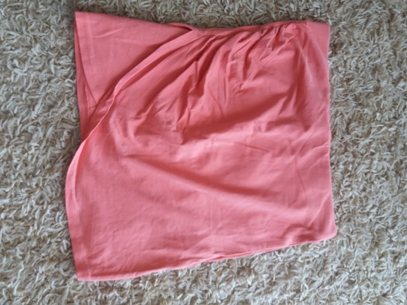 Różowa spódnica Orsay...