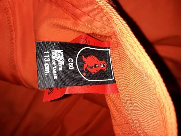 Odzież ochronna spodnie mascot