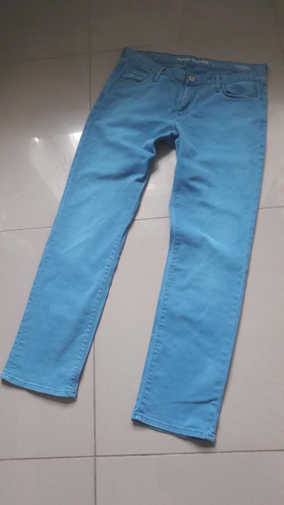 Spodnie męskie jeans Tommy Hilfiger W36L32