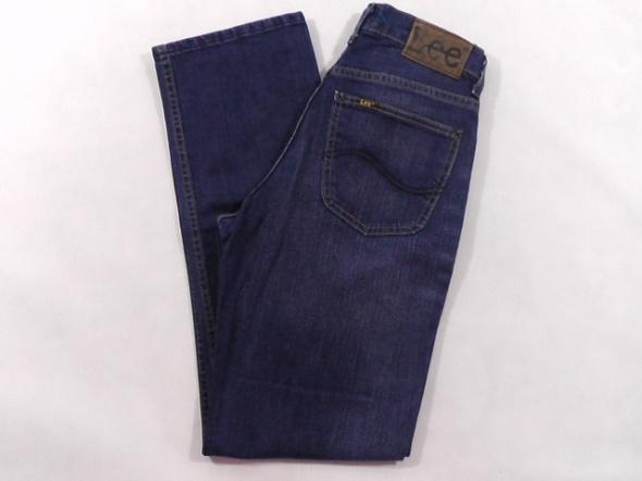 LEE BROOKLYN spodnie męskie W30 L32 pas 76 cm