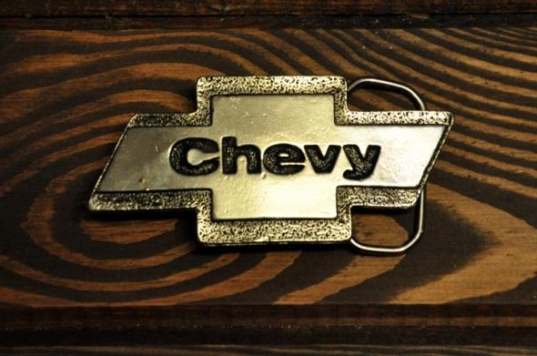 klamra do pasa Chevy Chevrolet