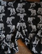 Legginsy w dzikie koty XS