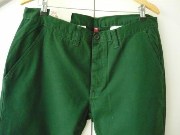 Nowe męskie spodnie Primark Chino Slim W36L34
