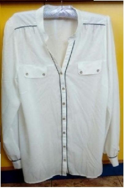 Koszula mgiełka biała elegancka F&F 44 XXL...