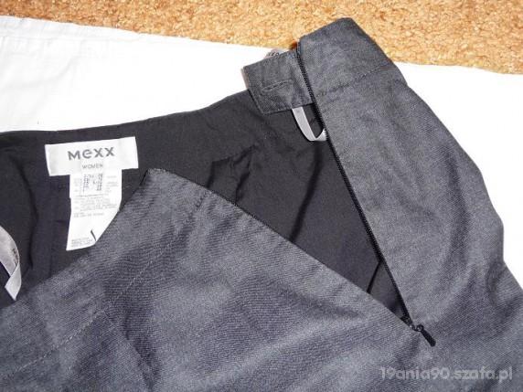 Szare spodnie Mexx...