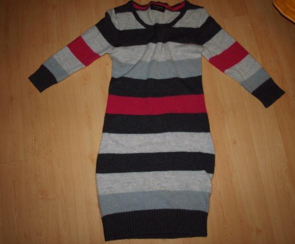 Sweter w paski RESERVED
