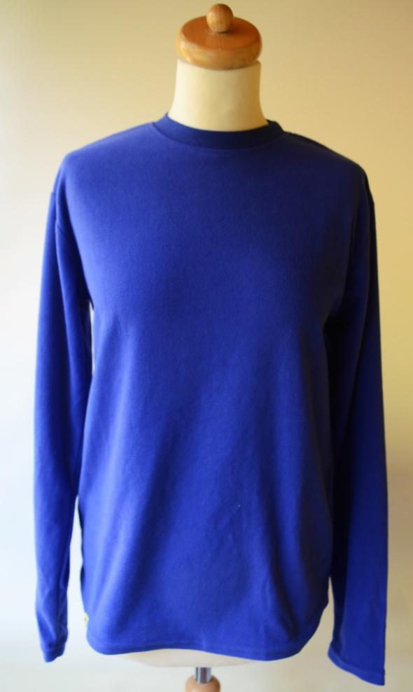 Bluza Kobaltowa Stormberg S 36 Polar Polarowa Zima