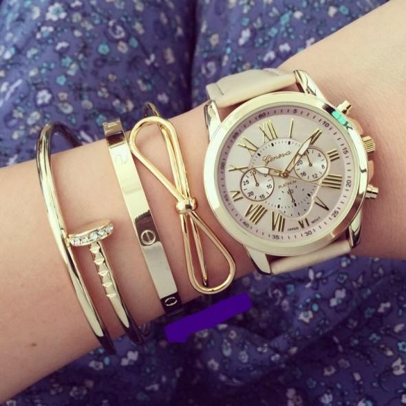 zegarek z bransoletka nowy zestaw...