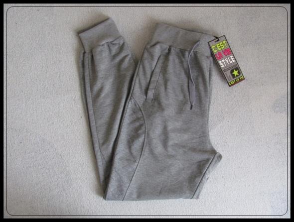 Spodnie dresowe DRESY nowe z metką rozmiar L