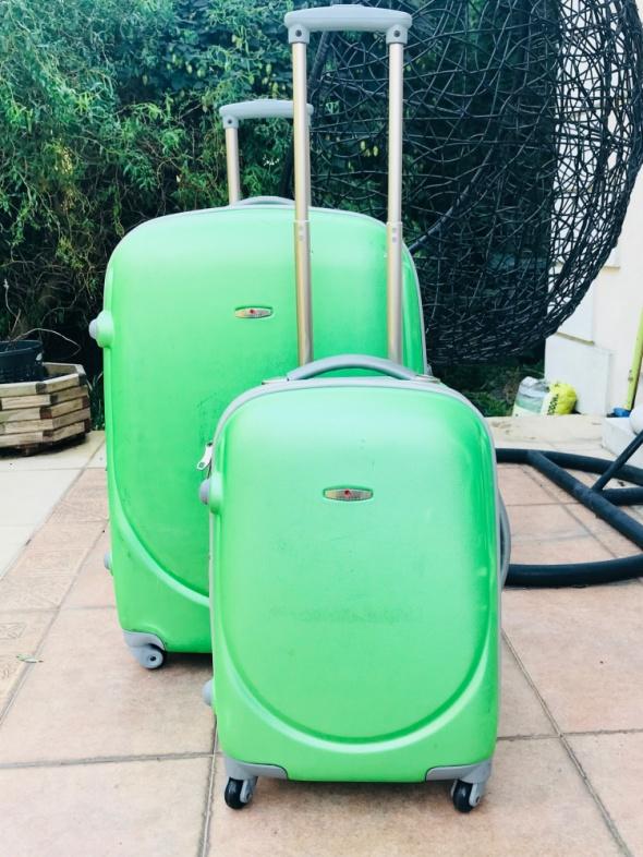Zestaw walizek podróżnych Torba podróżna na kółkach