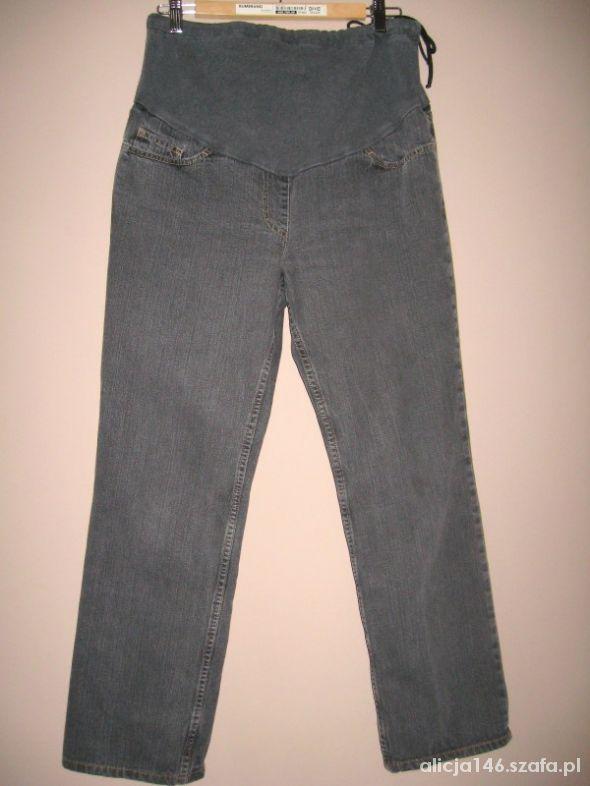 Spodnie ciążowe jeansy United Colors of Benetton M...