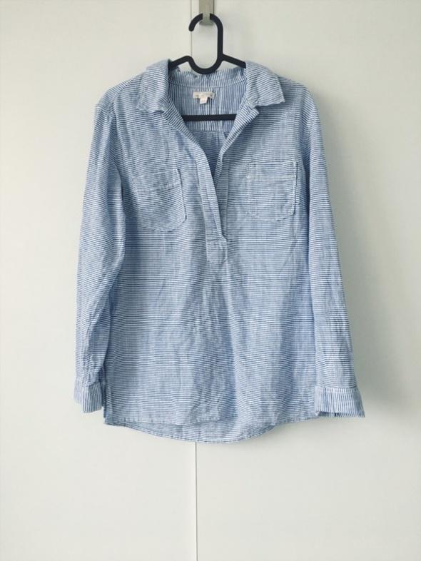 GAP elegancka koszula paski prążek XS S...