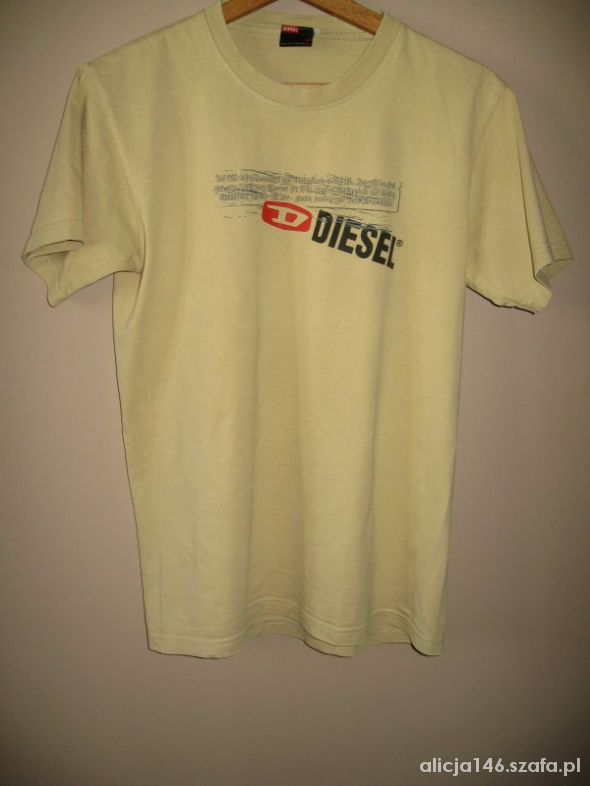 Diesel t shirt man Size S...