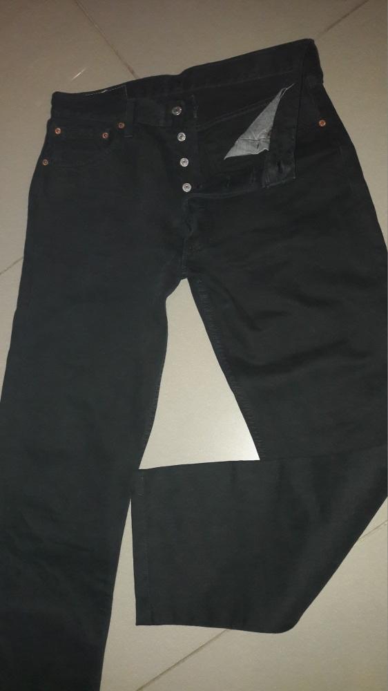 męskie spodnie Levis 501