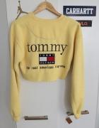 Bluza cropp Tommy hilfiger yellow...