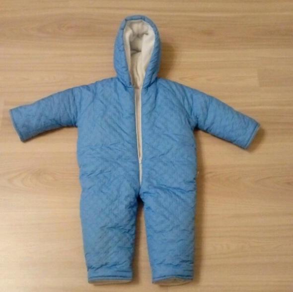 Zimowy kombinezon dla dziecka rozmiar 86