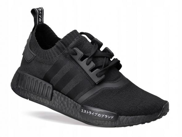 Męskie buty Adidas NMD R1 BZ0220 czarne sneakersy...
