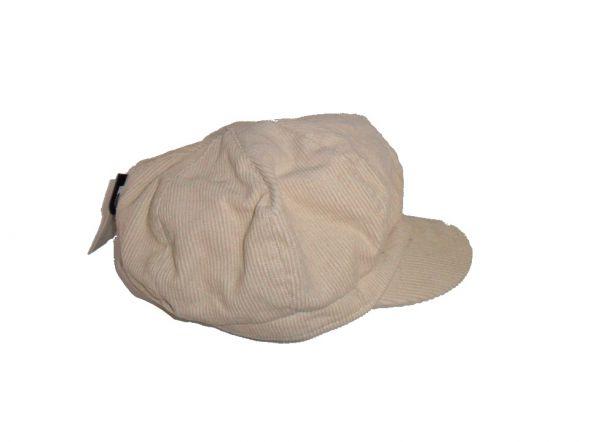 CiA czapka beżowa z daszkiem...