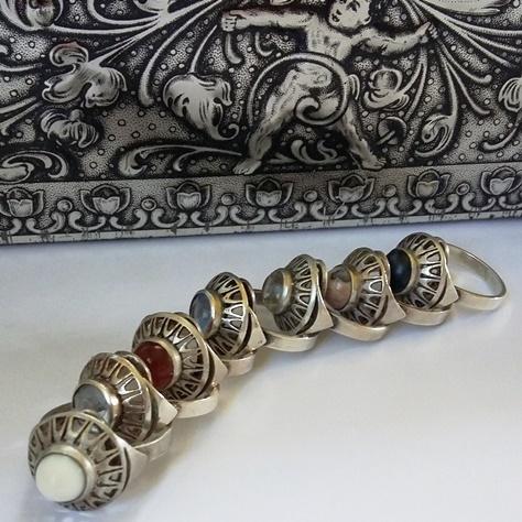 Okrągłe srebra