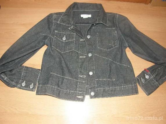 krótka kurtka dżinsowa KOOKAI 140