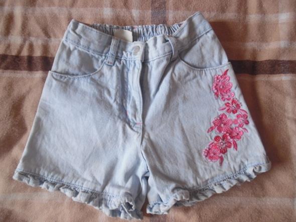Krótkie jeansowe spodenki Palomino 98