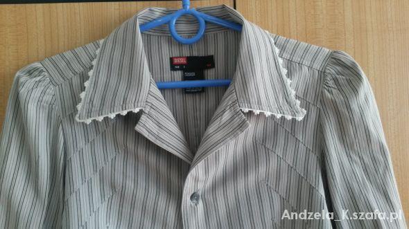 Bluzka w paski Diesel S...