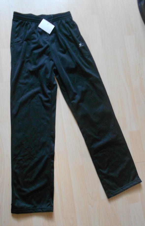 nowe spodnie dresowe dziecięce domyos