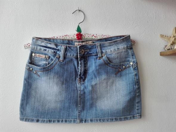 Spódniczka jeans na lato