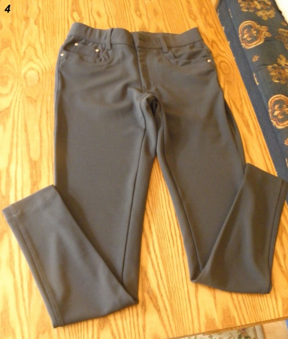 Spodnie legginsy 2 pary marki Yarrtter