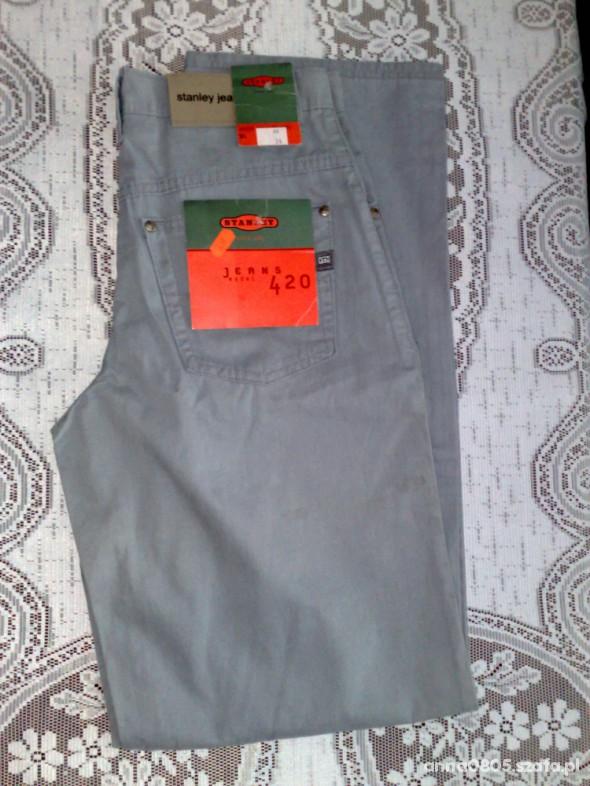 Nowe spodnie z metką