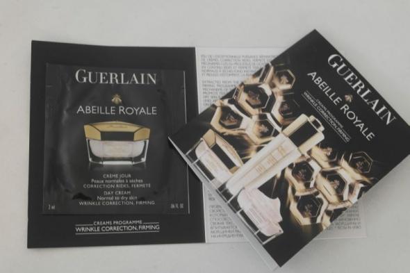 Guerlain ABEILLE ROYALE Day Cream próbka 2 ml