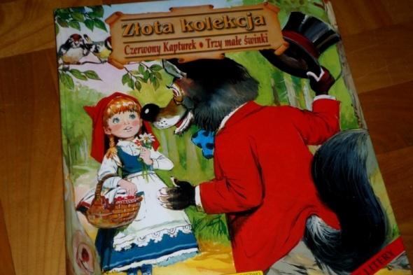 Złota kolekcja Czerwony Kapturek i Trzy małe śwink