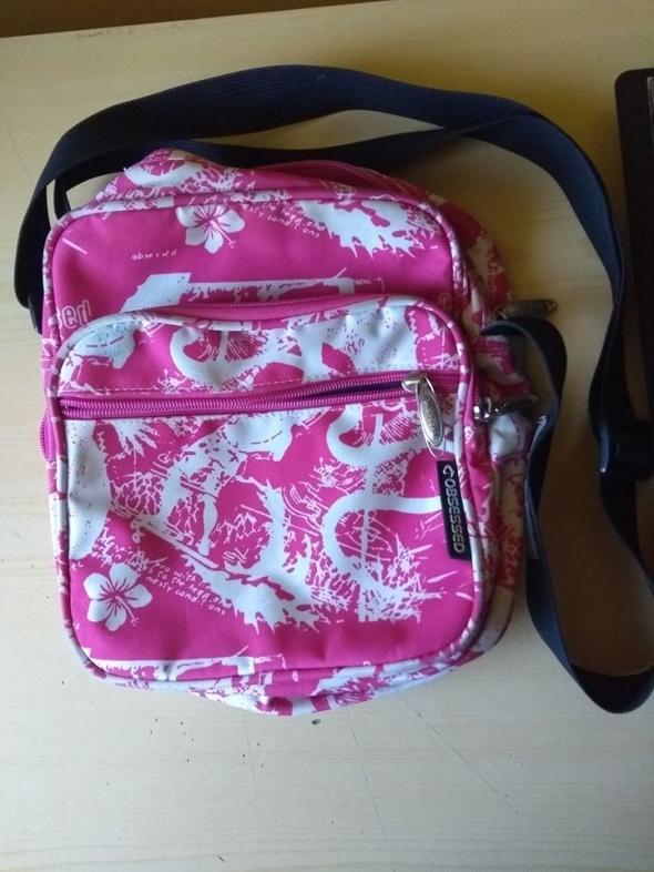 różowa torebka Obsessed...
