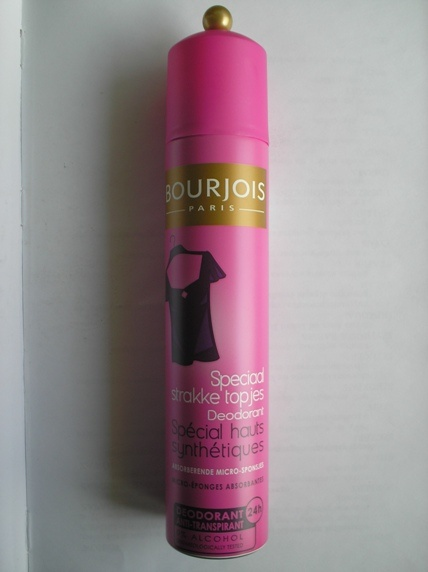 Dezodorant spray antyperspirant Bourjois 200 ml...