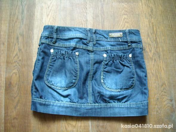 Spódnice Spódniczka jeansowa