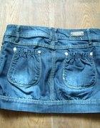 Spódniczka jeansowa...