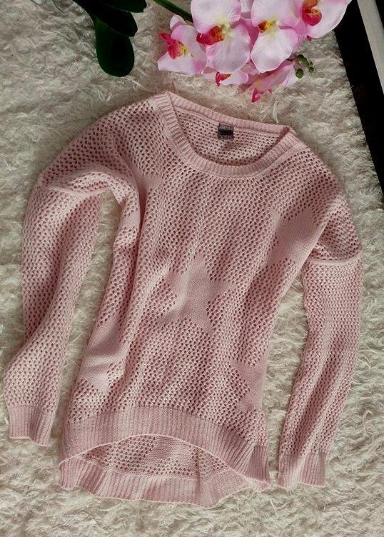 Gwiazdeczki sweterek