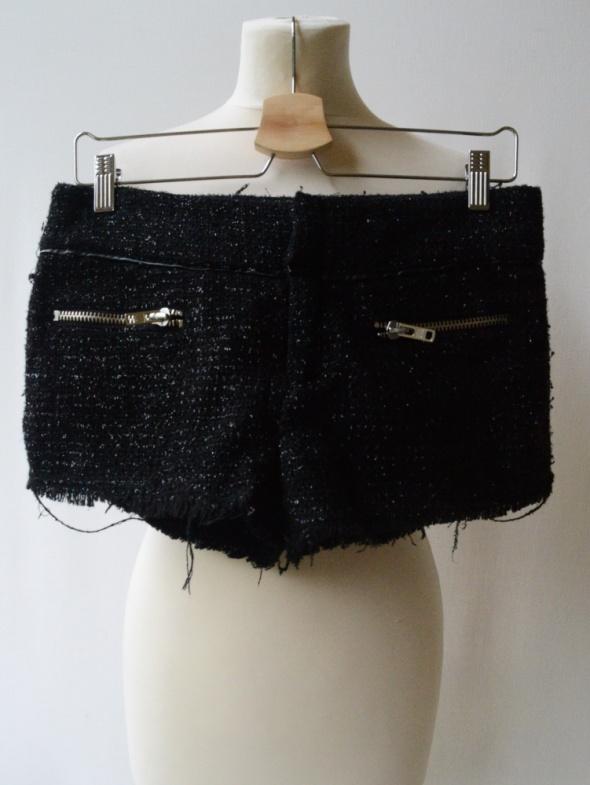 Spodenki Krótkie Chanelki Zip S 36 Gina Tricot